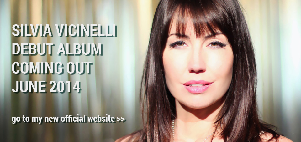 silvia vicinelli official website